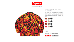 "Supreme Claims its Alleged Infringement of Another Companys Copyright-Protected Camo Print is ""Fair Use"""