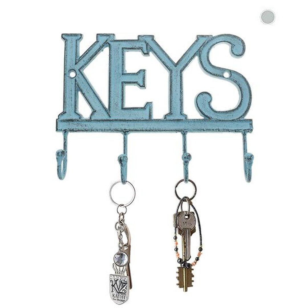 "Key Holder ""Keys"" – Wall Mounted Western Key Holder"