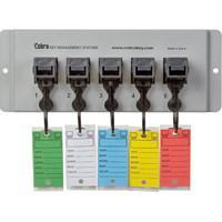 5 Unit Key System Wall Board
