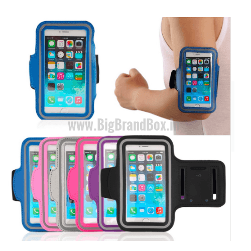 Sports Running Jogging Armband Case for iphone 6