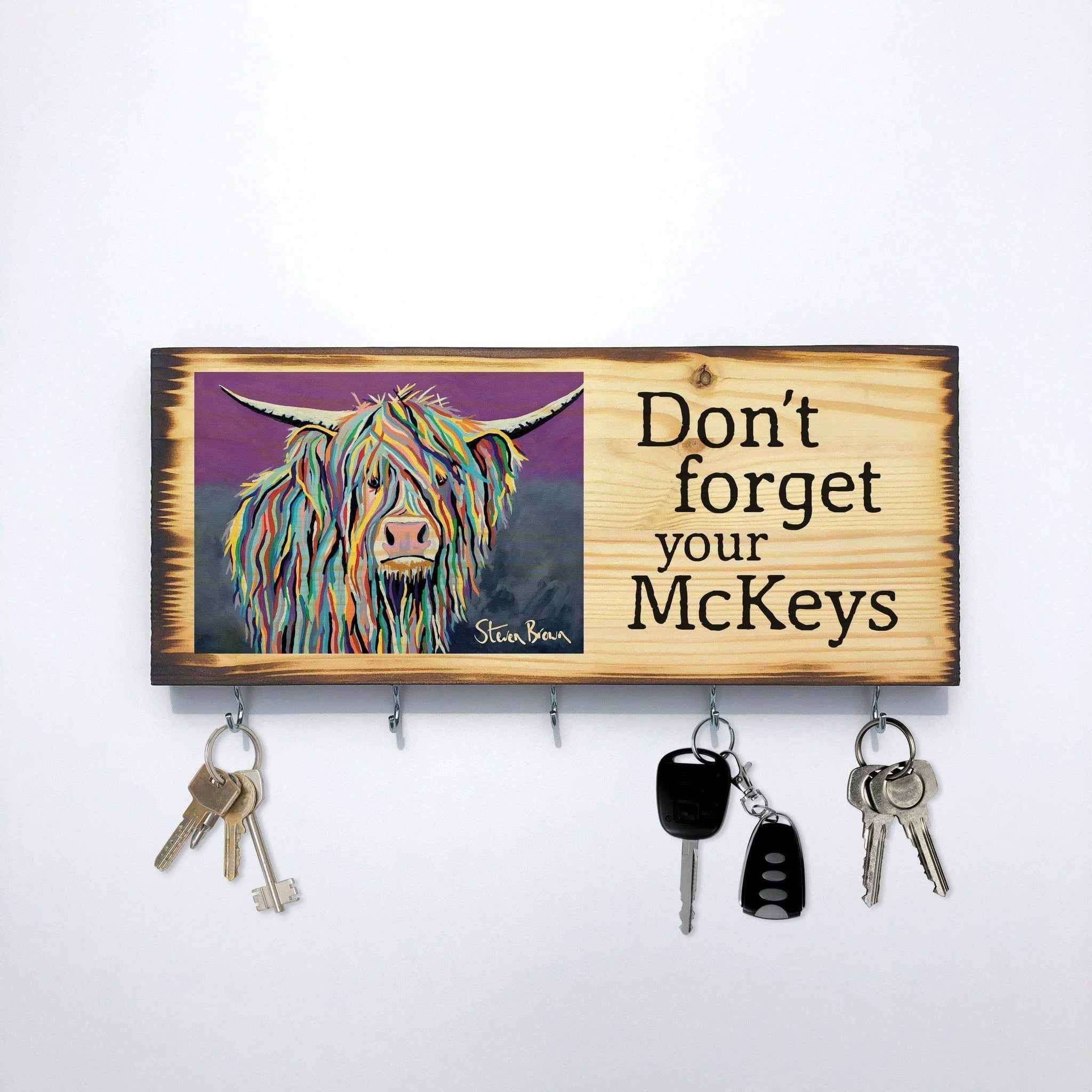 Angus McCoo - McKey Holder