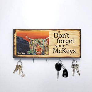 Auld Scottie McCoo - McKey Holder