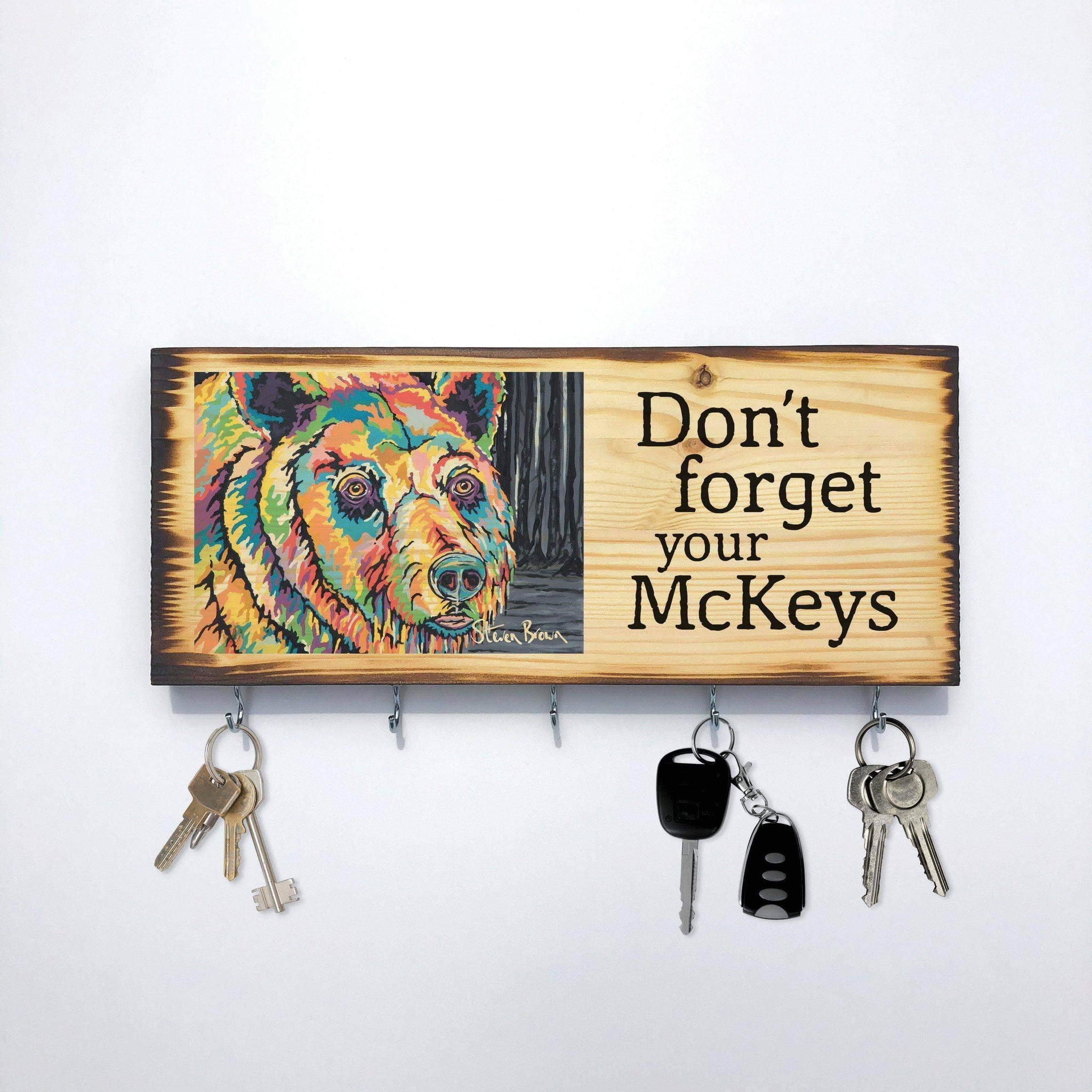 Bobby McBear - McKey Holder