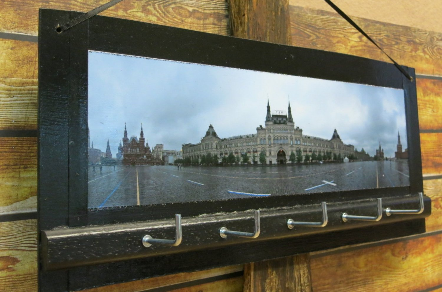 Key Rack Hanger Red Square Moscow Russia