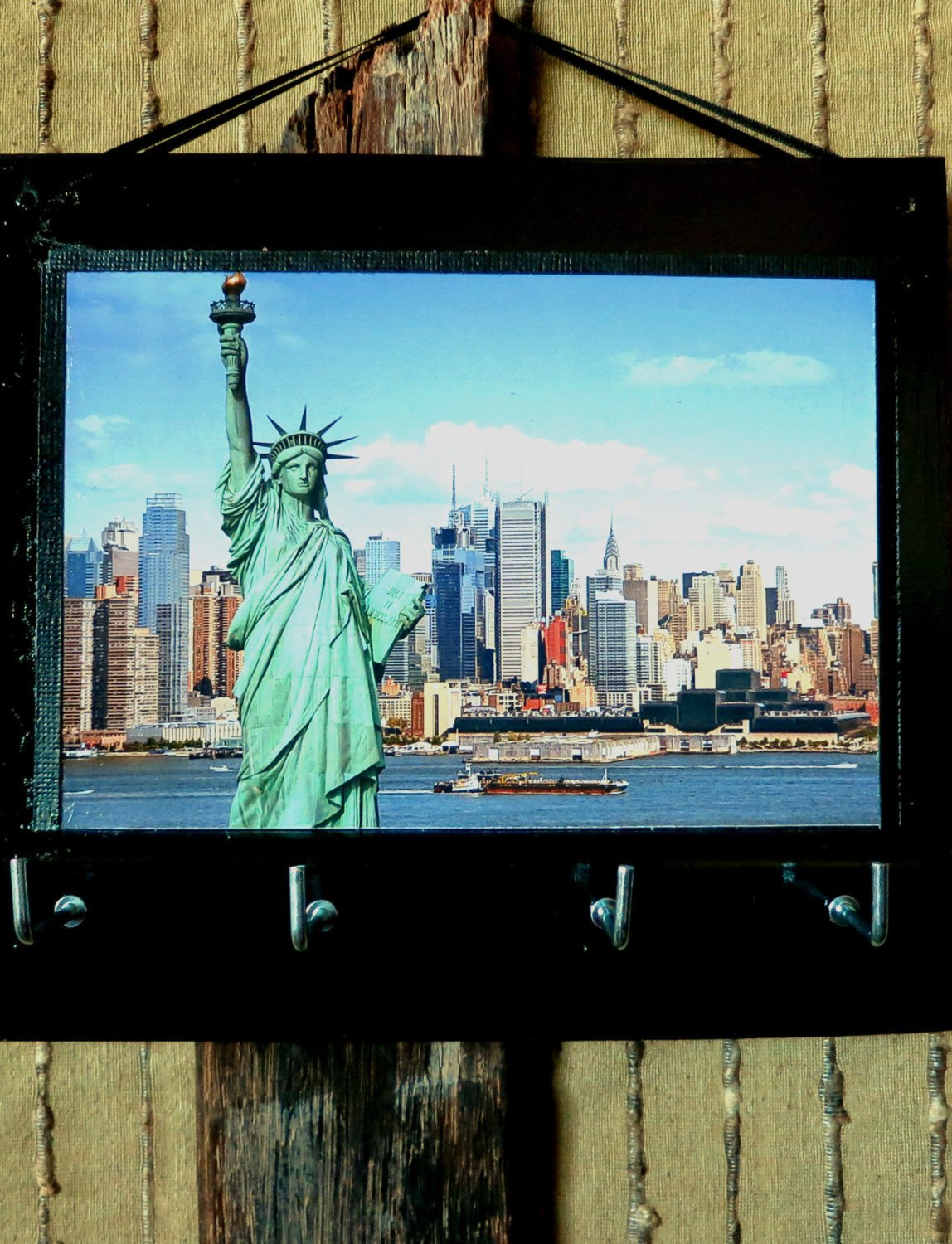 Rack Organizer Statue of Liberty New York