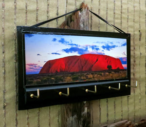 Ayers Rock Uluru Key Rack Organizer