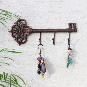 Vintage Metal Key Holder