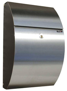 Qualarc Allux ALX-7000-BS Key Locking Mailbox