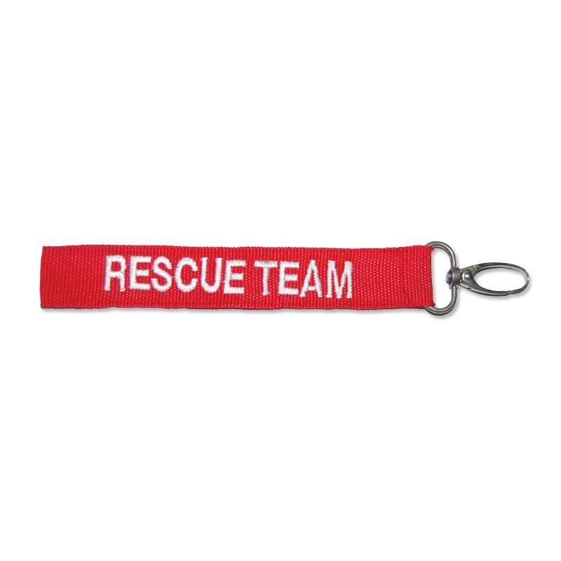 BAG TAG - RESCUE TEAM