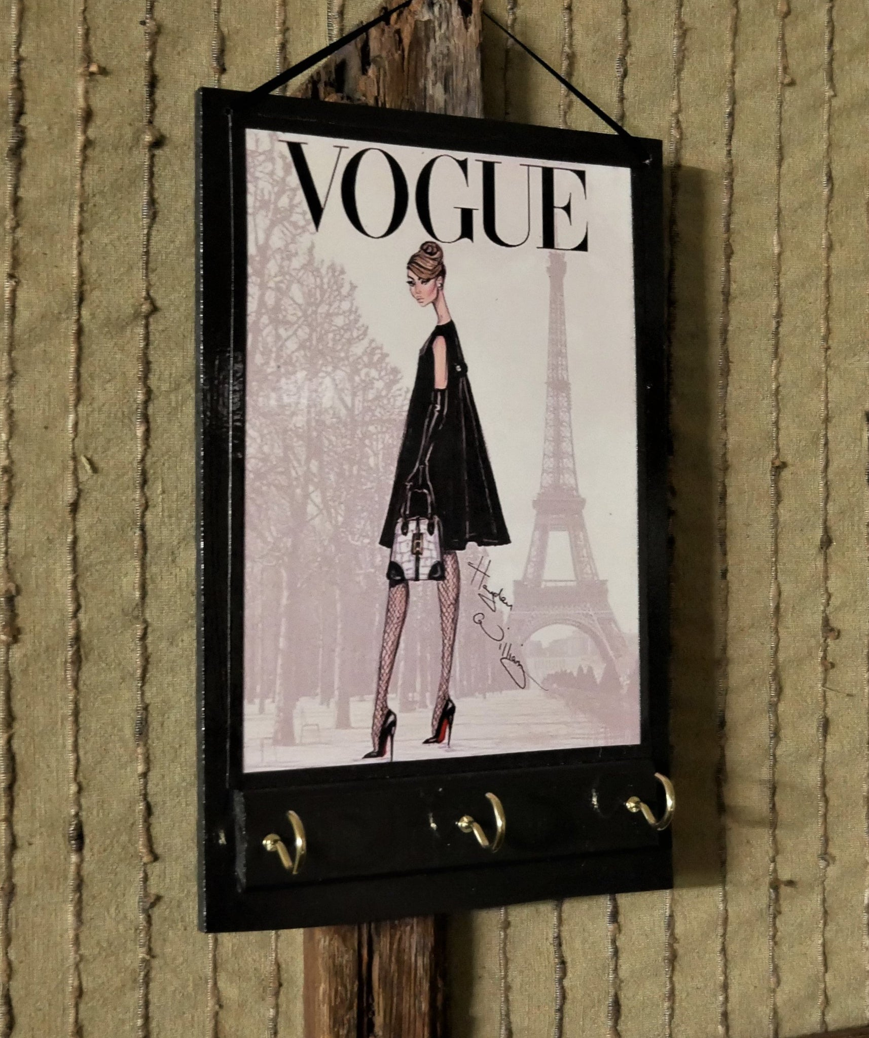 Jewellery Organizer Vogue Key Rack