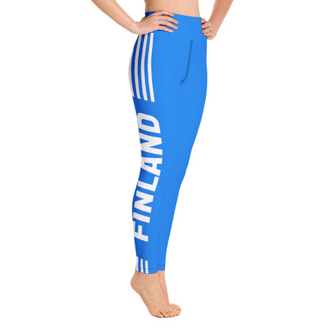 Sport Leggings Team Finland