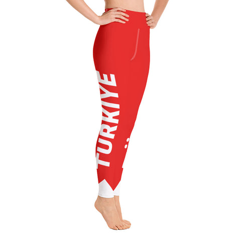 Sport Leggings Team Turkey