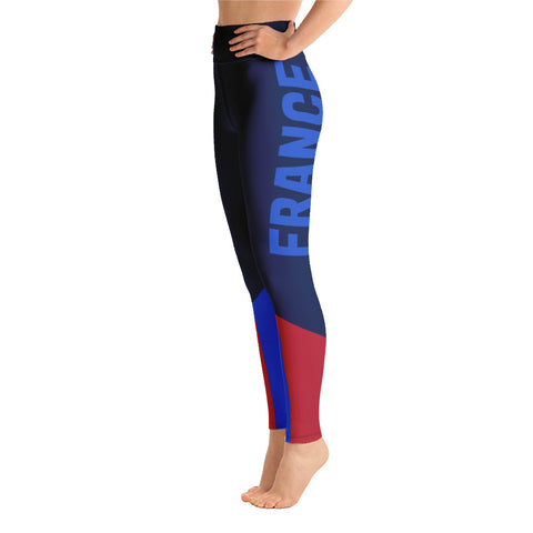Sport Leggings Team France
