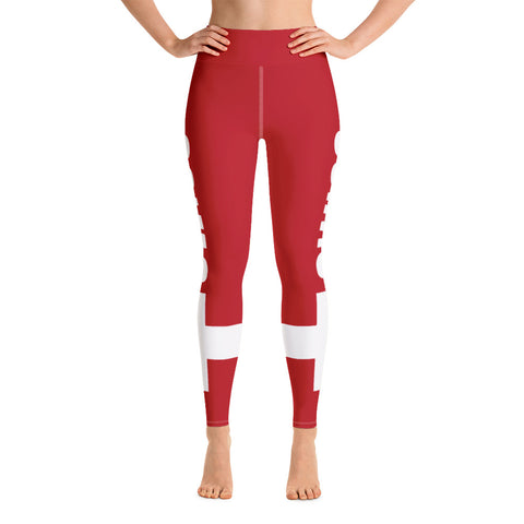 Sport Leggings Team Swiss
