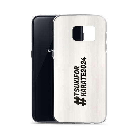 Karate 2024 Support Samsung Case