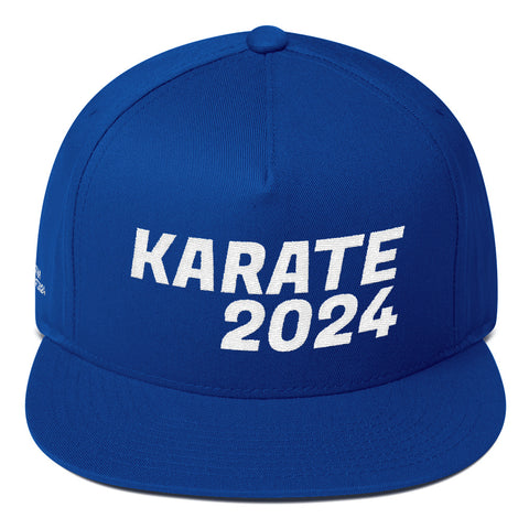 Karate 2024 Support Snapback