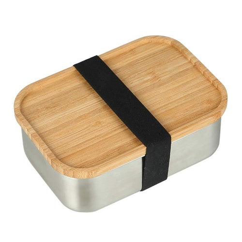 Reusable Stainless Steel Bento Box