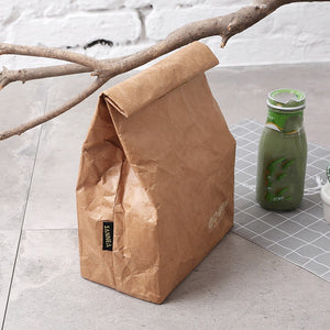 Leak Proof Lunch Bag with Thermal Insulation.