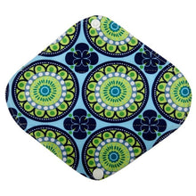 Load image into Gallery viewer, Reusable Washable Bamboo and Charcoal Panty Liner Pad