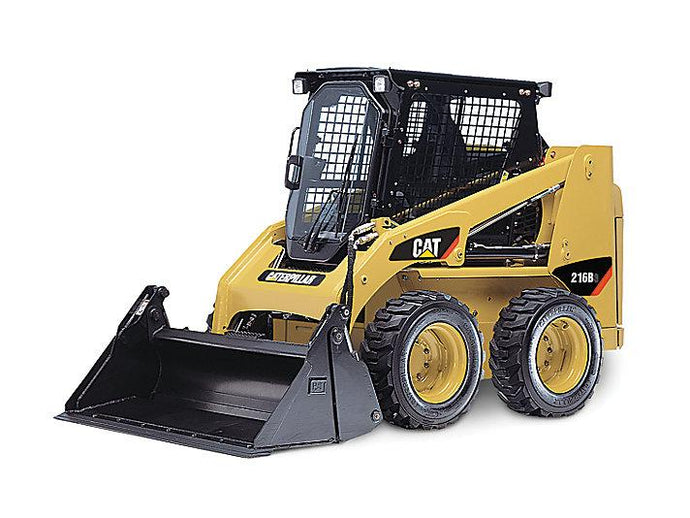 CAT<sup>®</sup> 216B III Skid Steer Loader