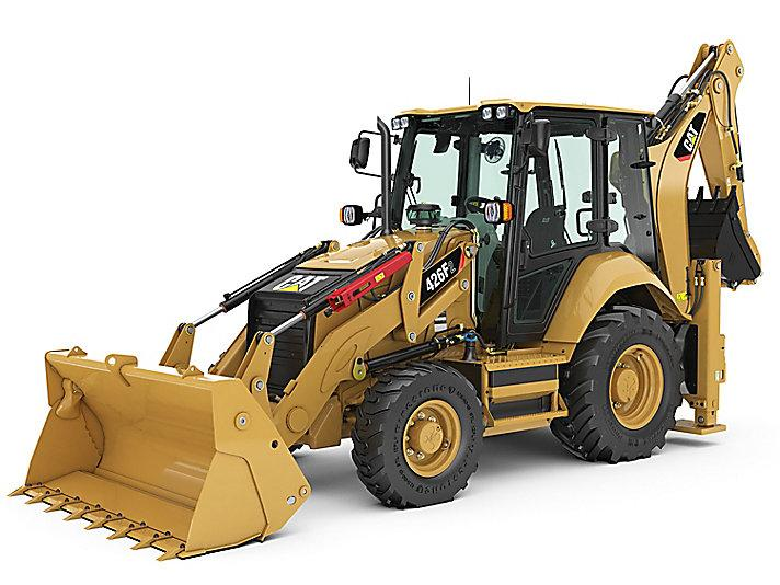 CAT<sup>®</sup> 426F2 Backhoe Loader