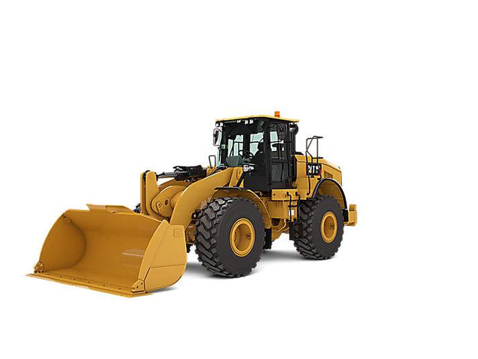 CAT<sup>®</sup> 950 GC Wheel Loader
