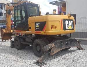 CAT<sup>®</sup> Rental M317D2 Hydraulic Excavator