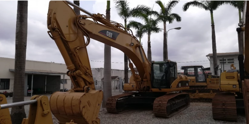 CAT® Certified Used 330CL Excavator