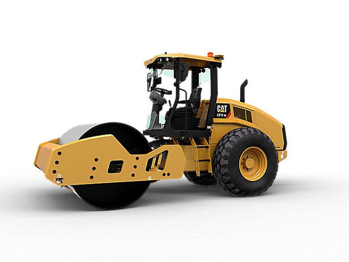 CAT® CS11GC Vibratory Soil Compactor