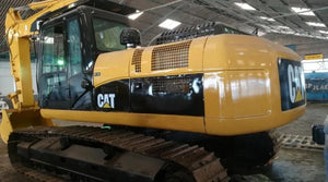 CAT<sup>®</sup> Rental 329D Hydraulic Excavator