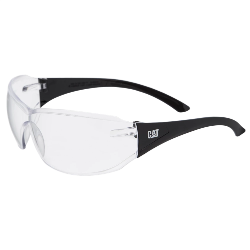 Safety Glasses (Shield 100) Clear Cat