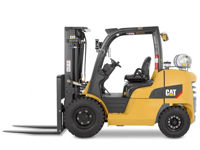 EP50 Electric Forklifts