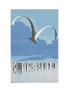 Smooth Finish - Perfect Flight