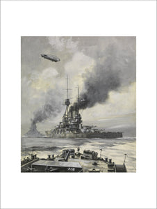 'The Pride of the German Fleet'