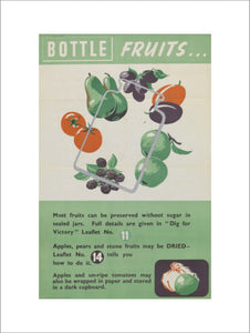 Bottle Fruits...