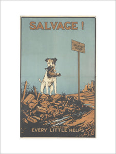 Salvage! Every Little Helps