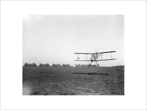 An Airco DH2 taking off from Vert Galand airfield in ealy 1916.