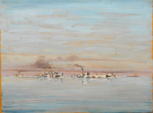 A Convoy in the Channel