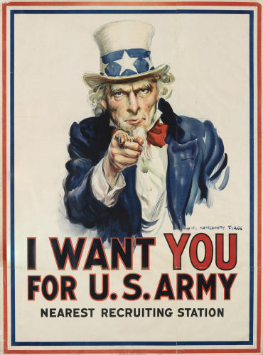 I Want You for US Army