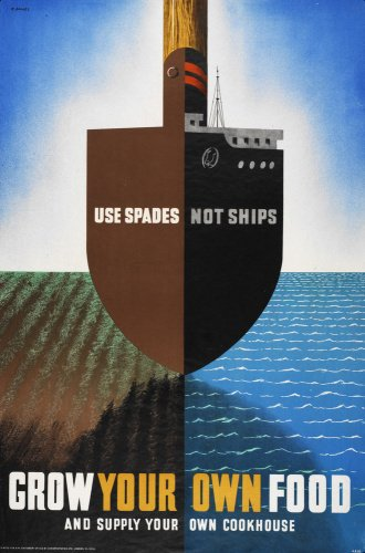 Use Spades Not Ships