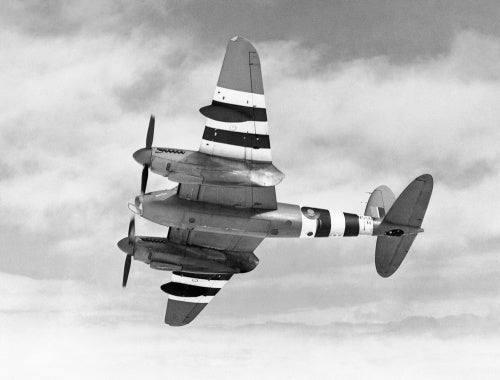 De Havilland Mosquito PR Mk XVI of No. 544 Squadron RAF, 26 July 1944.