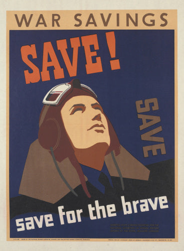 Save! Save for the Brave
