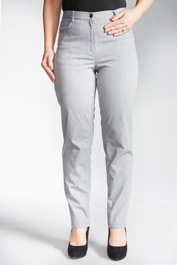Cotton Denim curvy hip -farkut (Helmi)