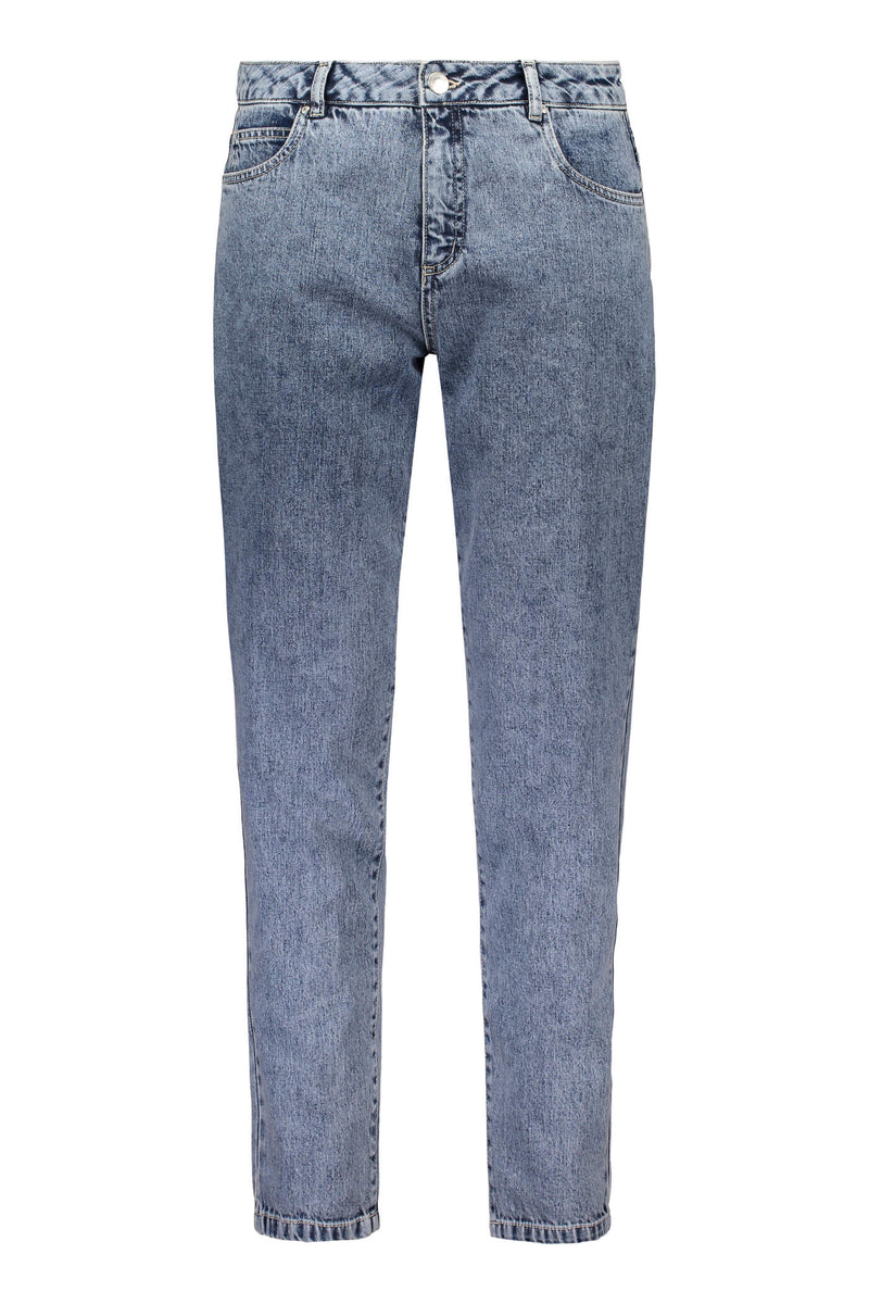 HOLLY Farkut sininen denim etu