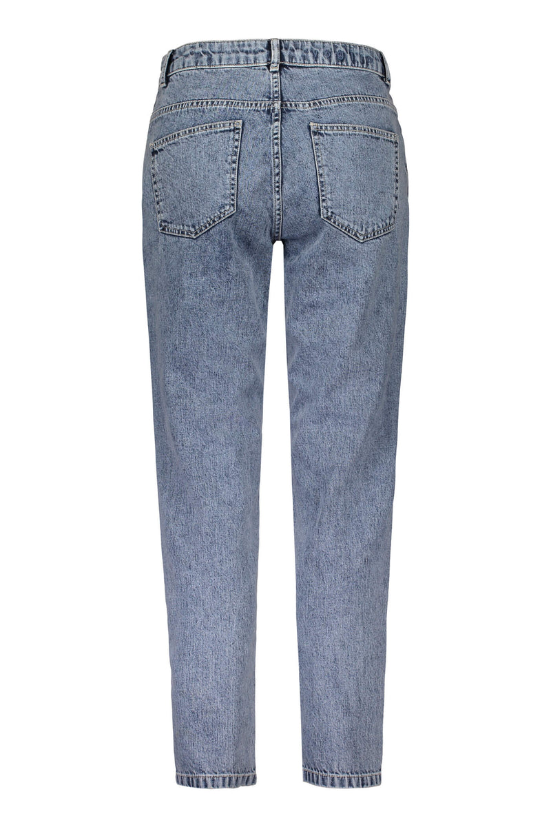 HOLLY Farkut sininen denim taka