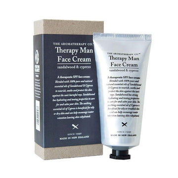 ADD ON: Aromatherapy Man Face Cream SPF15