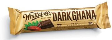 ADD ON: Whittakers 72% Dark Ghana bar 50g
