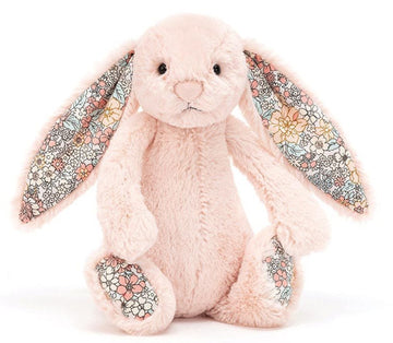 ADD ON: Jellycat Bashful Bunny Blossom Blush-Gift Boxes and sweet treats New Zealand wide-Celebration Box NZ