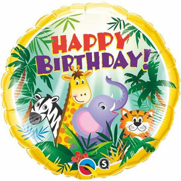 ADD ON: Happy Birthday Kids Balloon (Auckland Only)