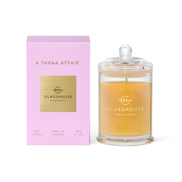 Glasshouse Fragrances A Tahaa Affair Candle 60g